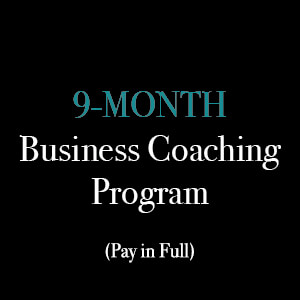 Business Coaching Program